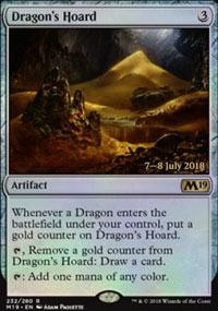 Dragon's Hoard - Prerelease