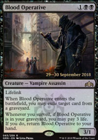 Blood Operative - Prerelease