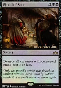 Ritual of Soot - Prerelease