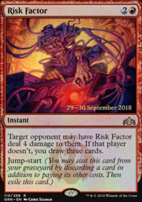 Risk Factor - Prerelease