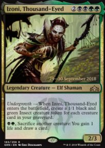 Izoni, Thousand-Eyed - Prerelease