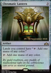 Chromatic Lantern - Prerelease