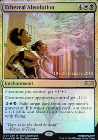 Ethereal Absolution - Prerelease Promos
