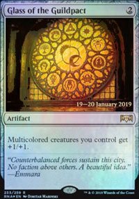 Glass of the Guildpact - Prerelease Promos