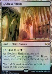 Godless Shrine - Prerelease Promos