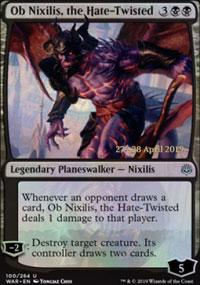 Ob Nixilis, the Hate-Twisted - Prerelease Promos