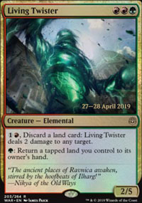 Living Twister - Prerelease Promos