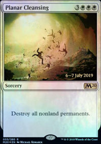 Planar Cleansing - Prerelease Promos