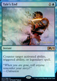 Tale's End - Prerelease Promos