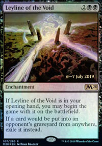 Leyline of the Void - Prerelease Promos