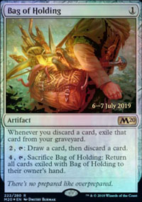 Bag of Holding - Prerelease Promos