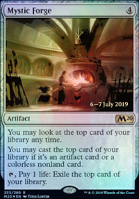 Mystic Forge - Prerelease Promos