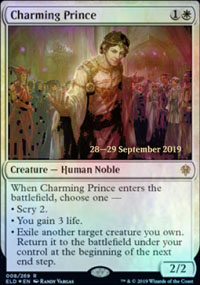 Charming Prince - Prerelease Promos