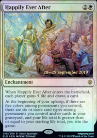 Happily Ever After - Prerelease Promos