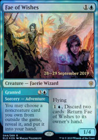 Fae of Wishes - Prerelease Promos