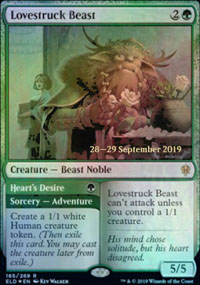 Lovestruck Beast - Prerelease Promos