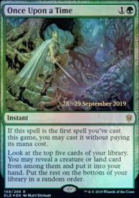 Once Upon a Time - Prerelease Promos