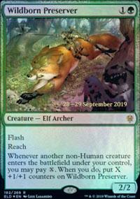 Wildborn Preserver - Prerelease Promos