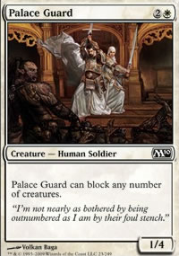 Palace Guard - Magic 2010