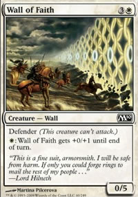 Wall of Faith - Magic 2010