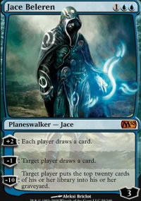 Jace Beleren - Magic 2010