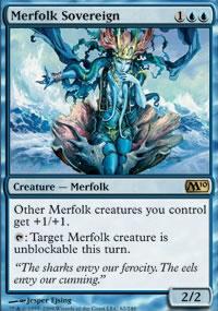 Merfolk Sovereign - Magic 2010