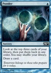 Ponder - Magic 2010