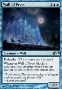 Wall of Frost - Magic 2010