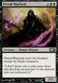Dread Warlock - Magic 2010