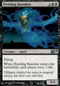 Howling Banshee - Magic 2010