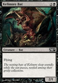 Kelinore Bat - Magic 2010