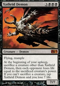 Xathrid Demon - Magic 2010