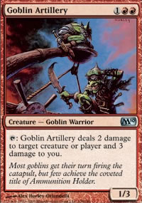 Goblin Artillery - Magic 2010