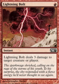 Lightning Bolt - Magic 2010