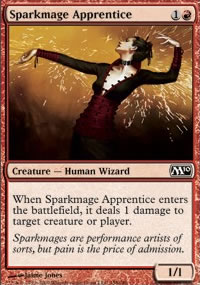 Sparkmage Apprentice - Magic 2010