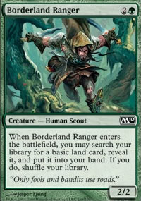 Borderland Ranger - Magic 2010