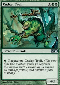Cudgel Troll - Magic 2010