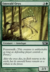 Emerald Oryx - Magic 2010