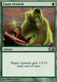 Giant Growth - Magic 2010