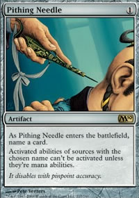 Pithing Needle - Magic 2010