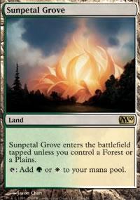 Sunpetal Grove - Magic 2010