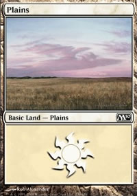 Plains 1 - Magic 2010