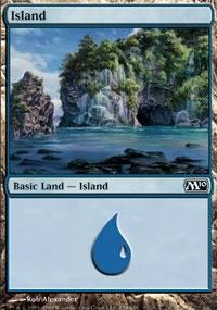 Island 1 - Magic 2010