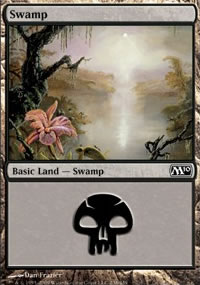 Swamp 1 - Magic 2010