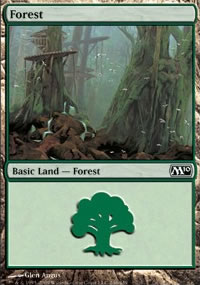 Forest 1 - Magic 2010