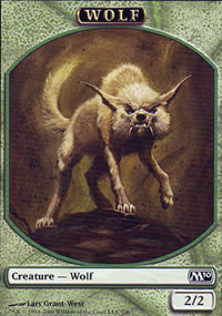 Wolf - Magic 2010