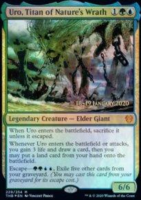 Uro, Titan of Nature's Wrath - Prerelease Promos