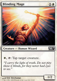 Blinding Mage - Magic 2011