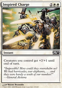 Inspired Charge - Magic 2011