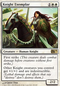 Knight Exemplar - Magic 2011